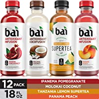 Deals on 12-Ct Bai Flavored Water Mountainside Infused Drinks 18oz