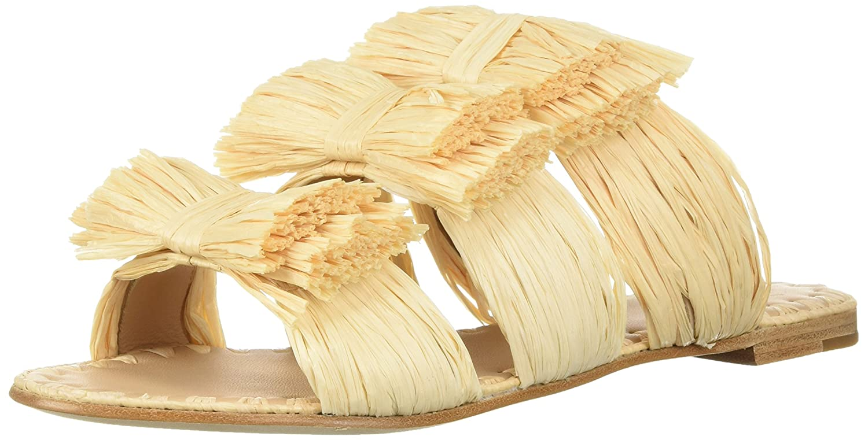 Pour La Victoire Women's Layne Slide Sandal B074XNWW1V 11 M US|Natural