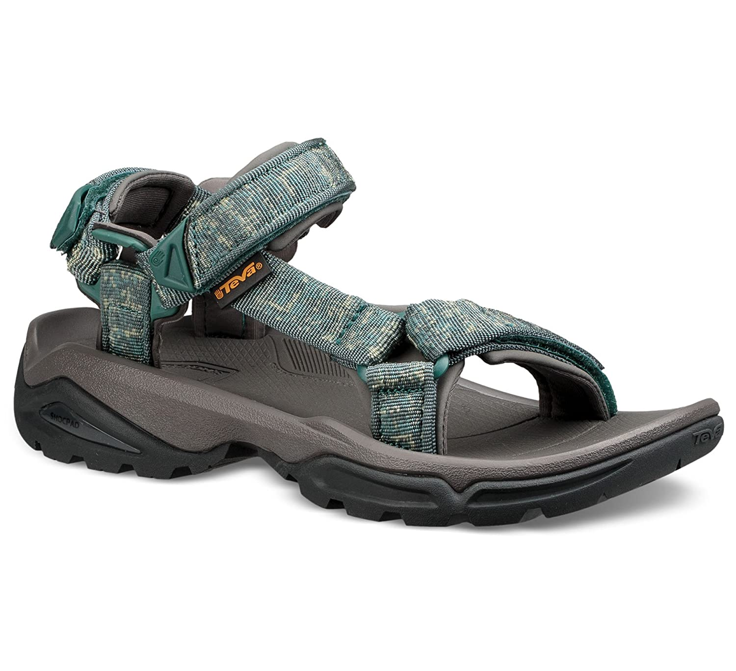 e13ab7068955 Teva Women s W Terra Fi 4 Open Toe Sandals  Amazon.co.uk  Shoes   Bags