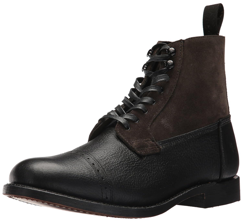 negro Multi FRYE - Garrison botas hombres