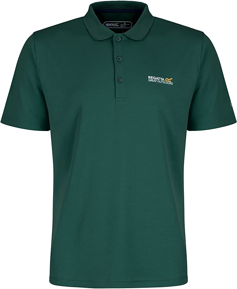 Regatta Great Outdoors - Polo de manga corta Modelo Maverik III ...