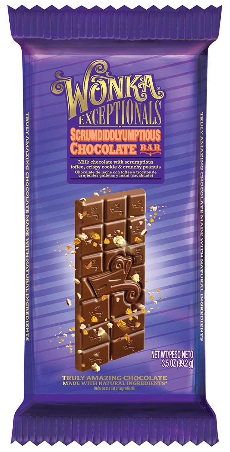 Amazon.com : Wonka Exceptionals Chocolate Bars ...