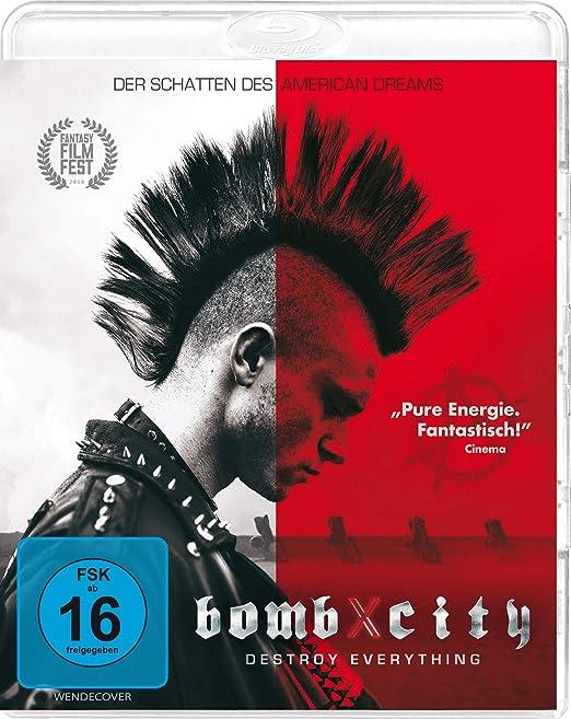 Bomb City [Alemania] [Blu-ray]: Amazon.es: Smith, Rachele ...