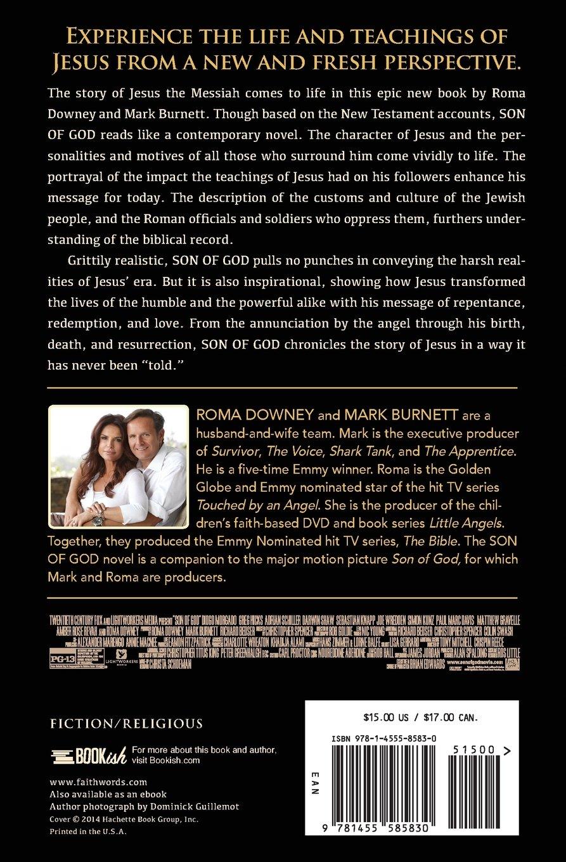 Son Of God: Roma Downey, Mark Burnett: 9781455585830: Amazon: Books