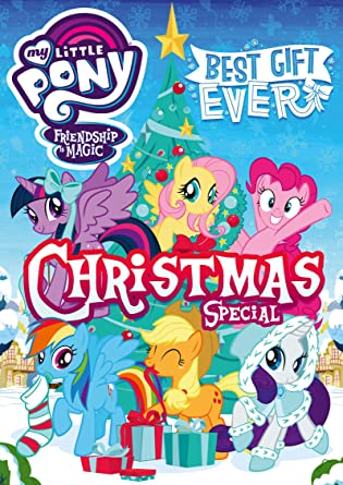 my little pony the best gift ever christmas special dvd - Best Christmas Gift Ever
