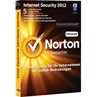 Norton Internet Security 2012 - 5 PC - Upgrade