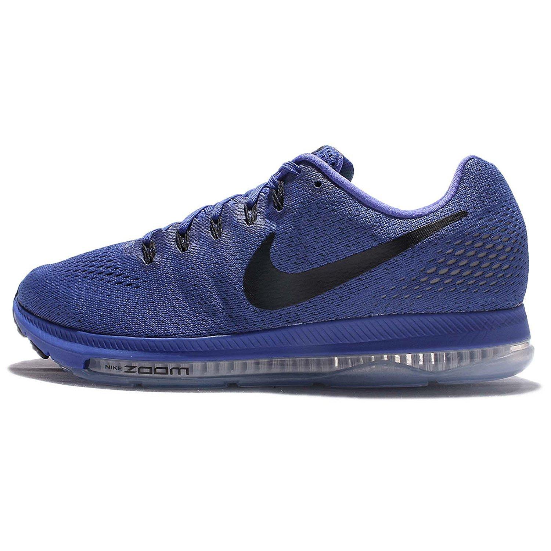 NIKE Zoom All Out Low Men's Running Sneaker B01N14SC5I 10.5 D(M) US|Paramount Blue/Black-black
