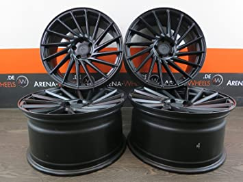 4 llantas de aleación Keskin KT17 de 18 pulgadas para Peugeot 3008 5008 M 308 L