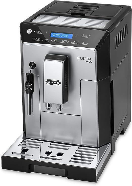 DeLonghi ECAM 44.620.S - Cafetera (Independiente, Máquina espresso ...