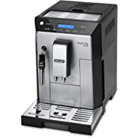 DeLonghi ECAM44.620.S ECAM 44.620.S Bean to Cup, Stainless Steel, 1450 W, 2 Litres, Black, Silver