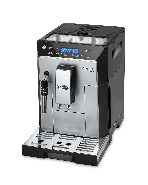 S Independiente Totalmente automática Máquina espresso 2L 14tazas Negro, Plata - Cafetera (Independiente, Máquina espresso, 2 L, Granos de café, De café ...