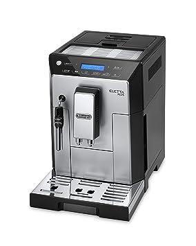 S Independiente Totalmente automática Máquina espresso 2L 14tazas Negro, Plata -