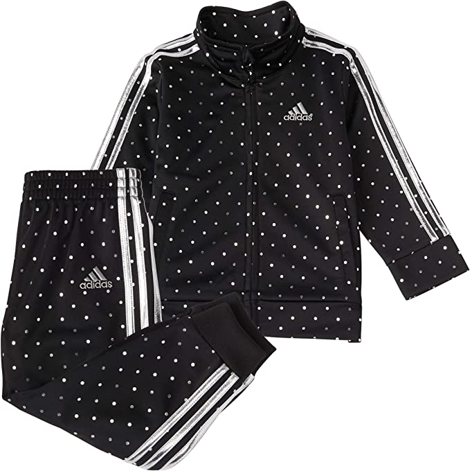 Active Top & Bottom Sets adidas girls Tricot Jacket & Jogger Active  Clothing Set Clothing, Shoes & Jewelry rodovax.com.br