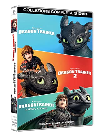 Dragon Trainer Collection 1-3 (Box 3 Dv): Amazon it: Hiccup