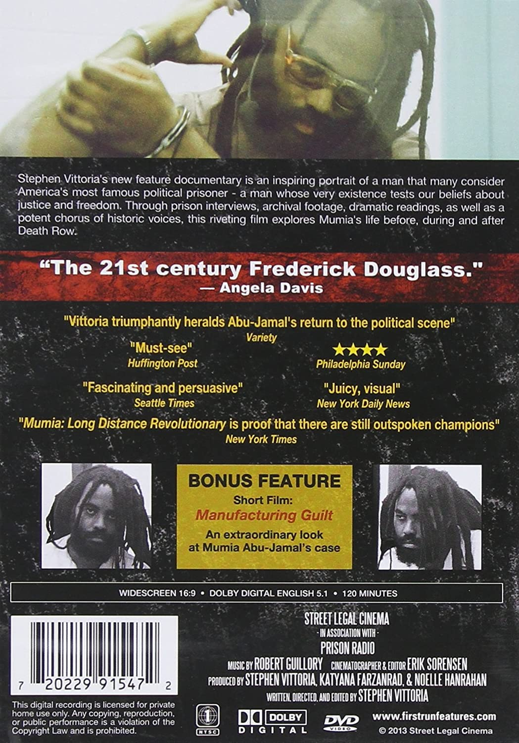 Amazon com: Mumia: Long Distance Revolutionary: Cornel West