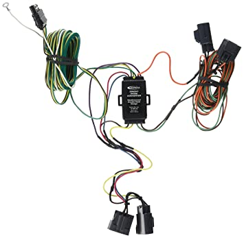 amazon com blue ox bx88285 ez light wiring harness kit for jeep blue ox bx88285 ez light wiring harness kit for jeep rubicon wrangler
