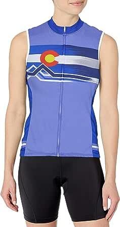 Pearl iZUMi Women's Select Escape Ltd Sl Full Zip Jersey