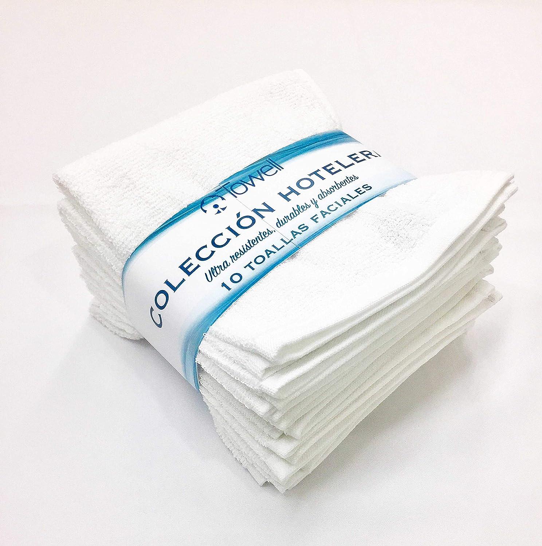 Paquete de 6 Piezas de Toallas para Invitados Toalla Peque/ña Lavabo Infantil Facial Toallas de Mano Toallas Bamb/ú Pa/ños de Cara 34x34cm