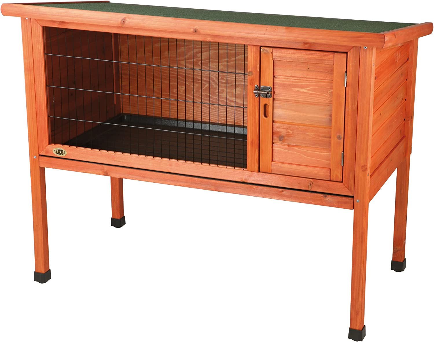 1-Story Rabbit Hutch, 1-Story Rabbit Hutch, Large 81x0cMJMJJL