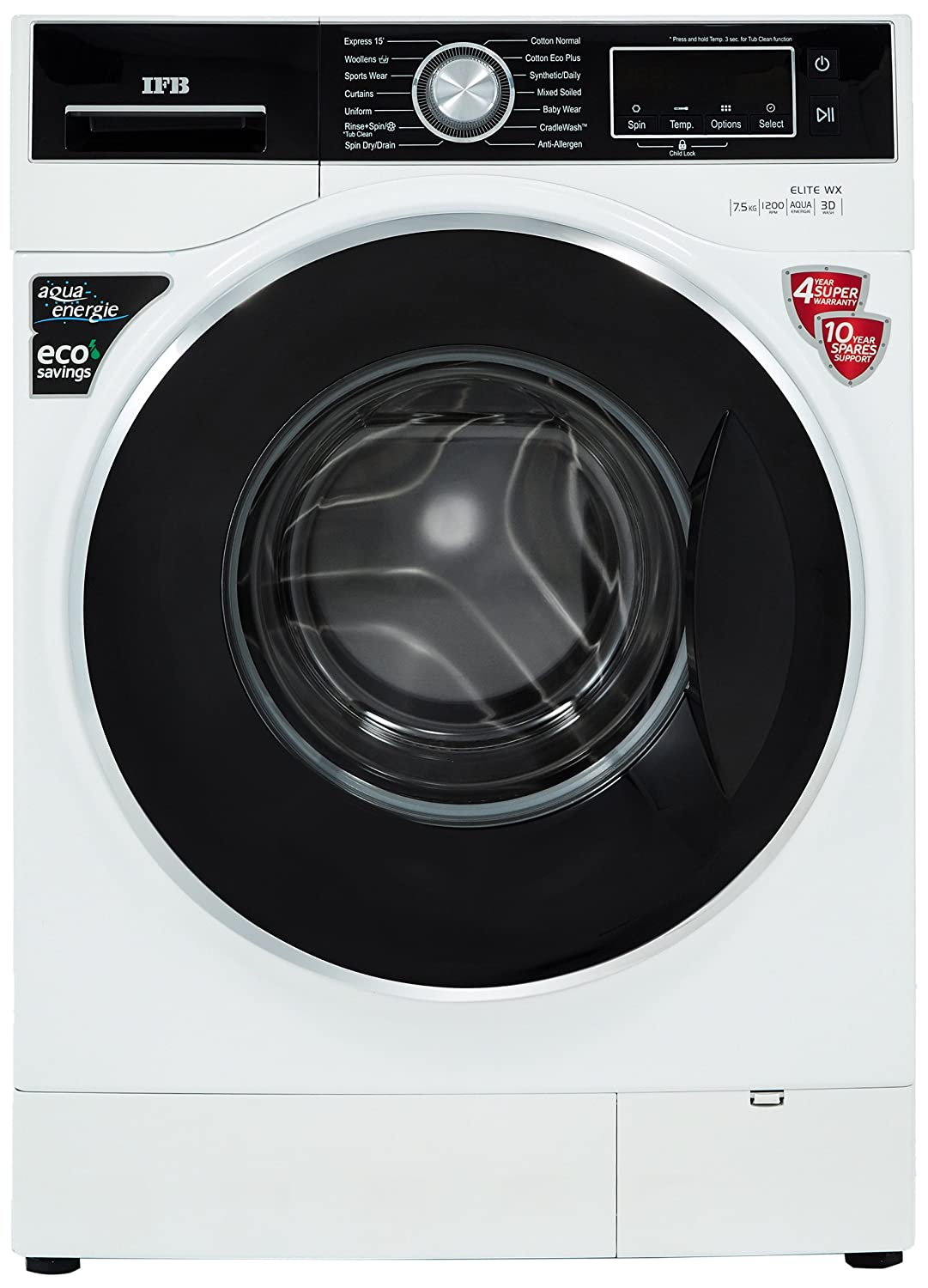 Top 10+ Best Washing Machine In India - 2019 [Reviews and