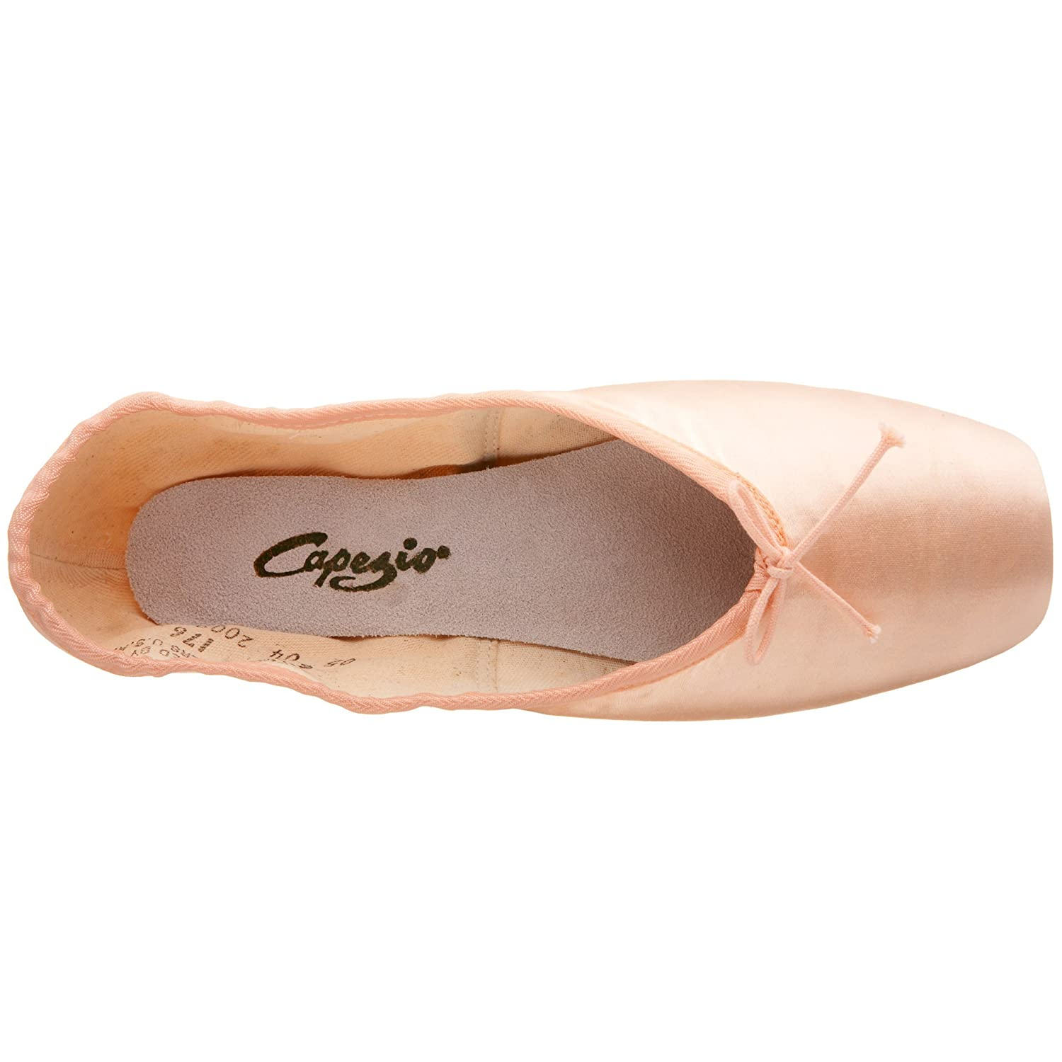 Capezio Womens Contempora Pointe Shoe,European Pink,7 D US