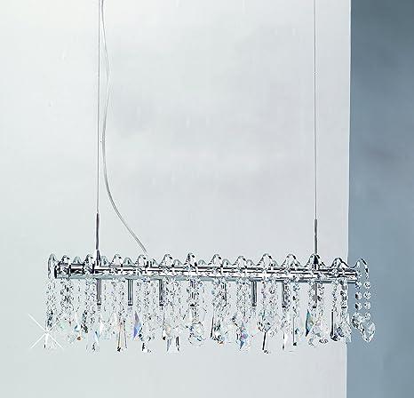 ONLI - Lámpara de techo Sefora 10 luces estilo elegante con ...