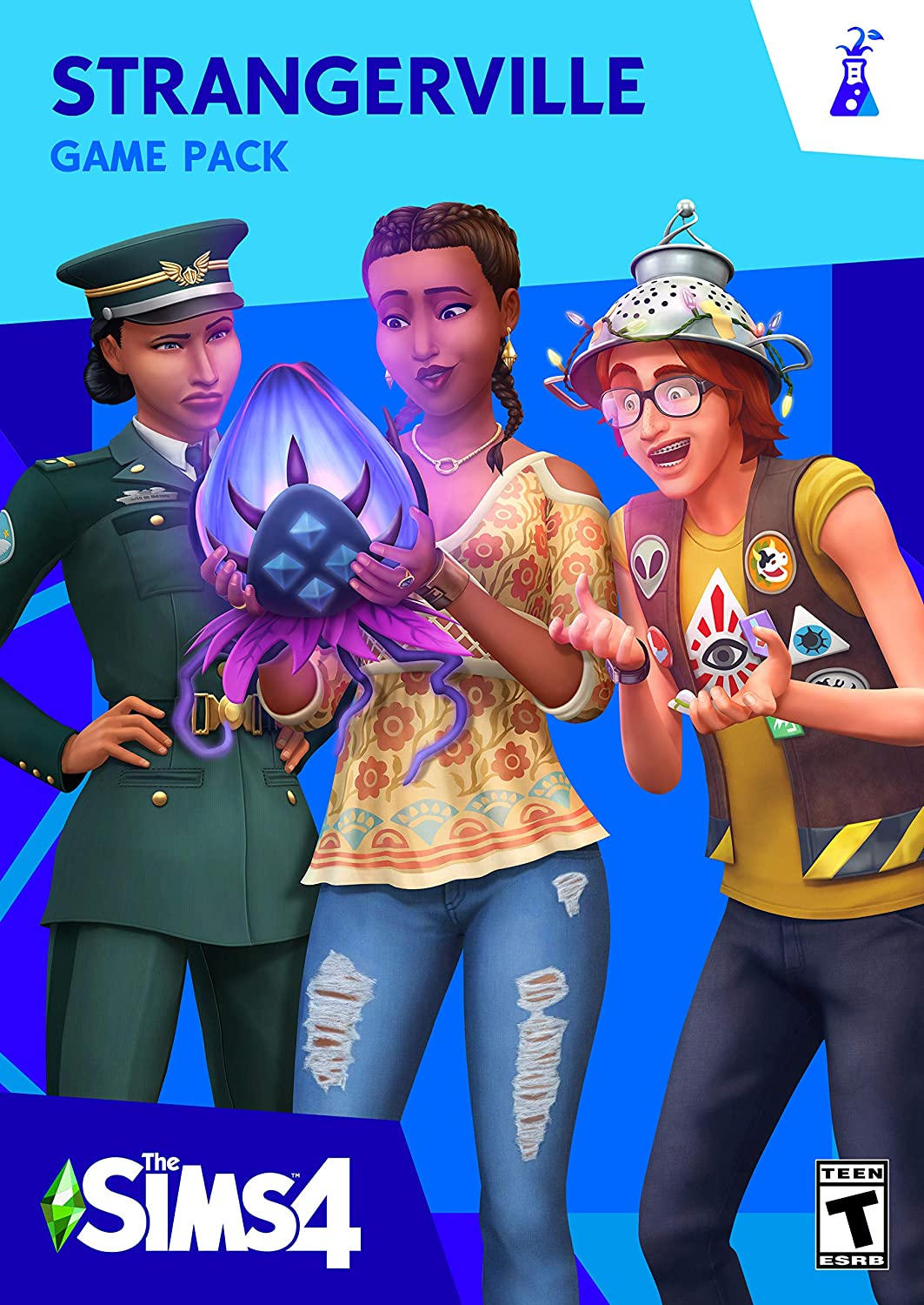 Amazon com: The Sims 4 StrangerVille [Online Game Code