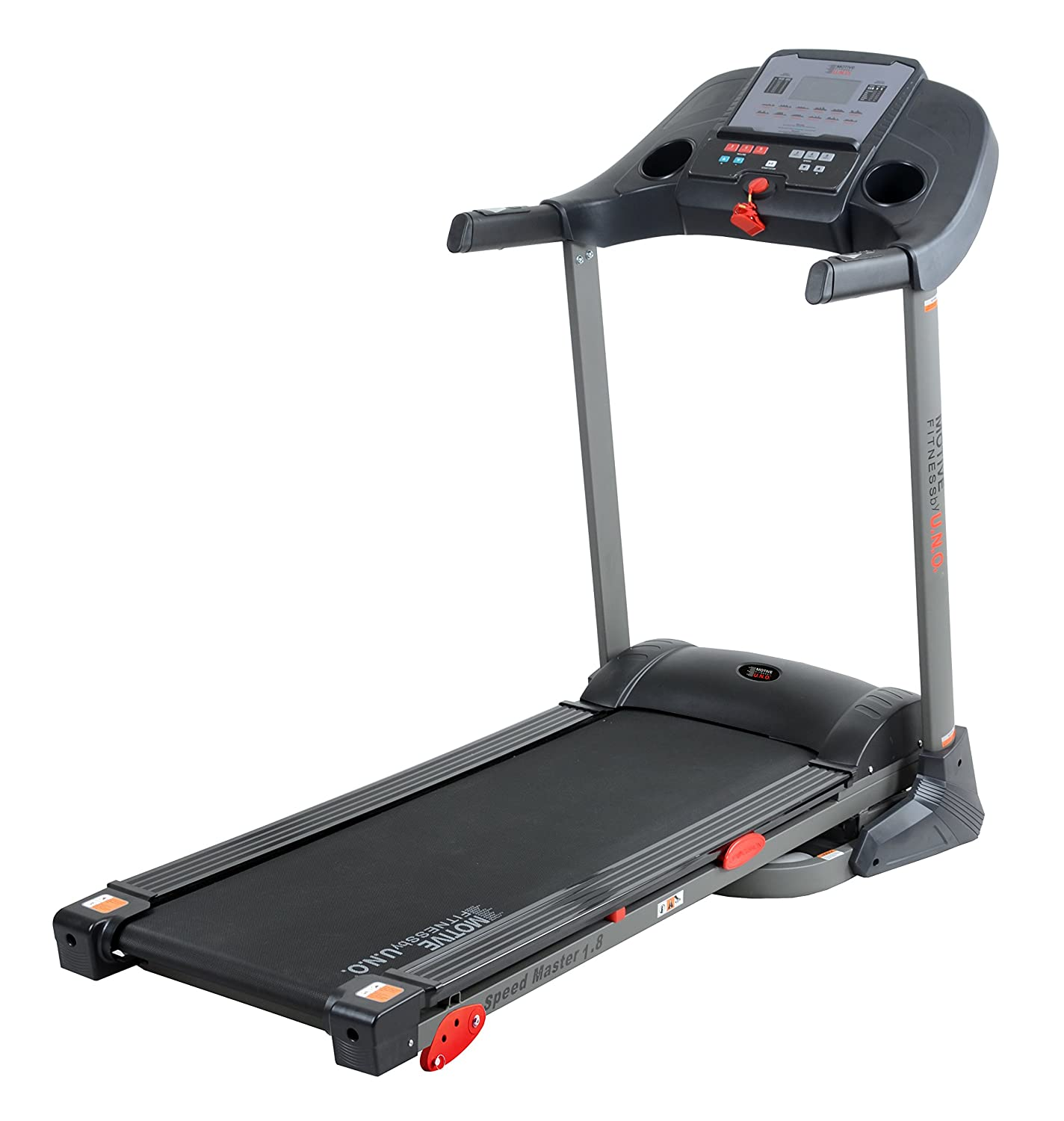 Motive Fitness by U.N.O. SM1.8P Programmable Power Incline