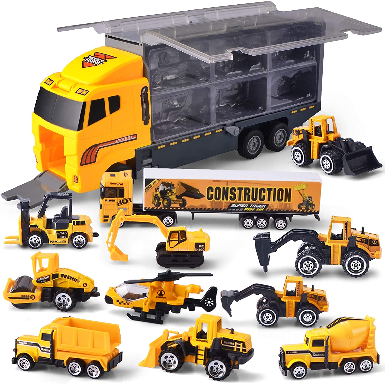 Top 10 Best Toy Semi Trucks (2020 Reviews & Buying Guide) 6