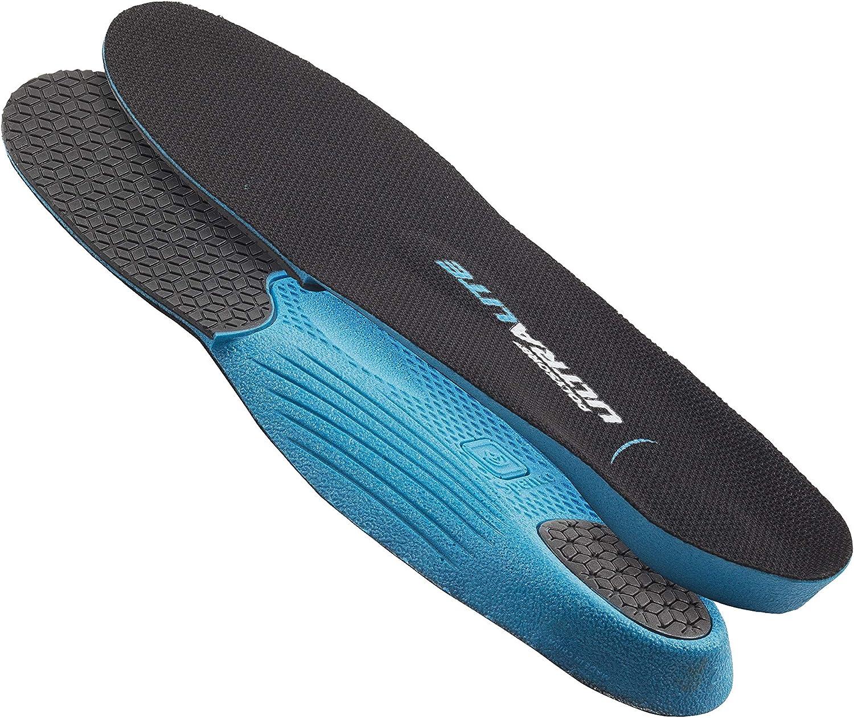 Blue Sof Sole SofSole Ultra Lite Insoles Semelles Bleu Taille unique