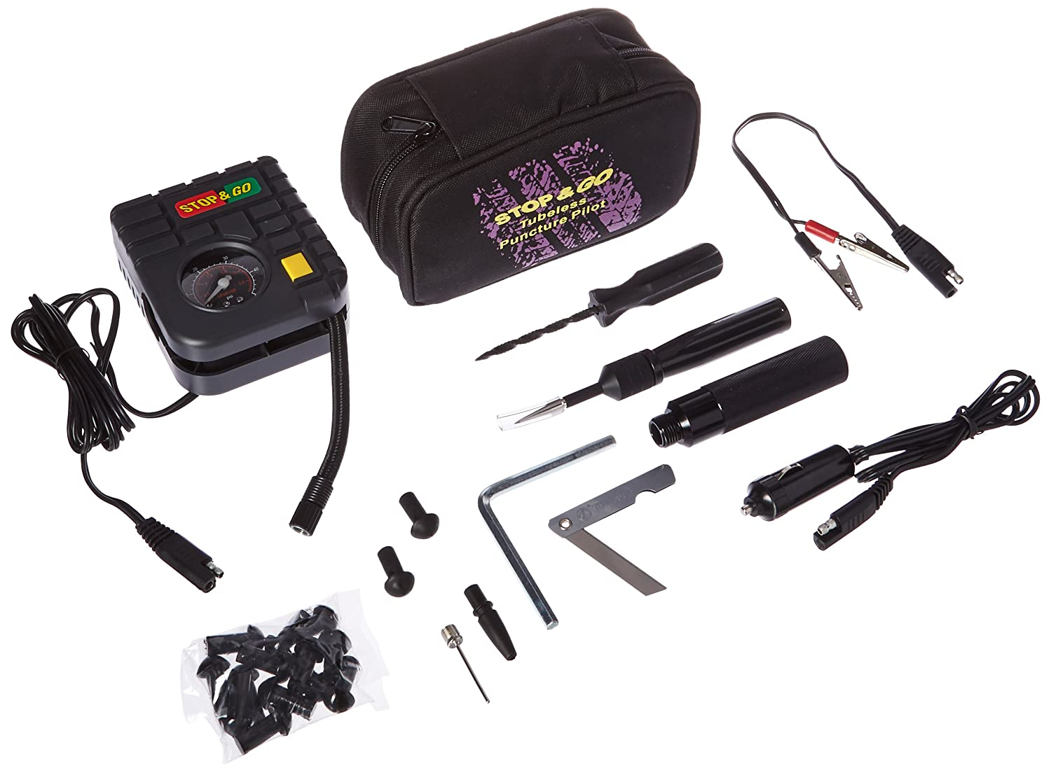 Stop /& Go 6000 Tubeless Puncture Pilot