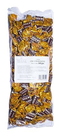 Trapa Creminos Bolsa de Bombones Chocolate con Leche - 500 gr ...