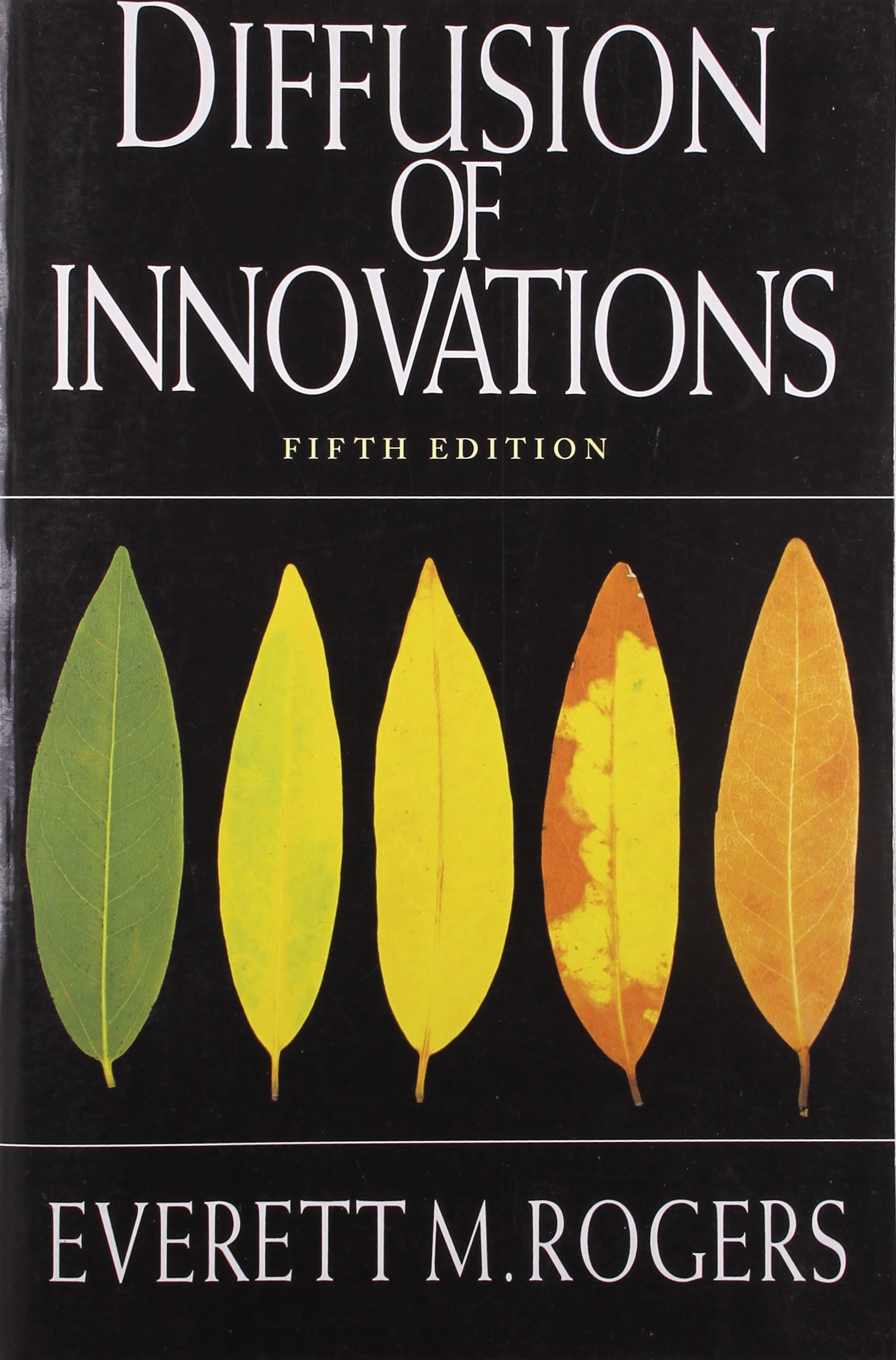 Diffusion of Innovations, 5th Edition: Amazon.es: Rogers, Everett ...