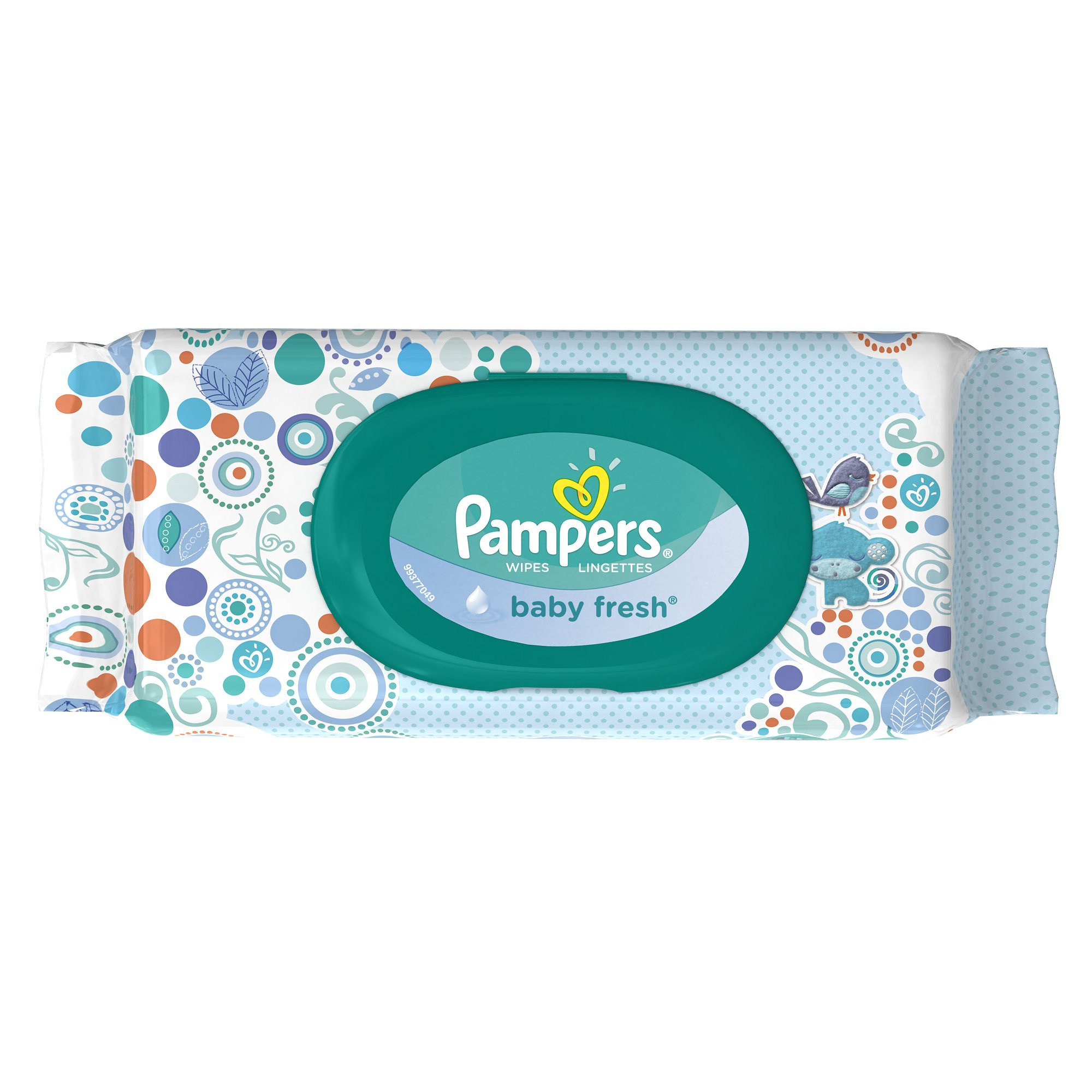 Pampers Baby Fresh Wipes Travel Pack 64 Count by Pampers (Image #1)