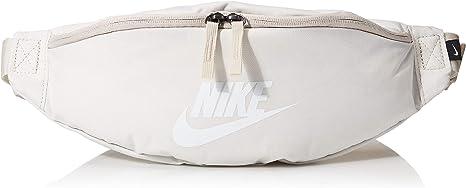 NIKE Unisex - Adultos Heritage Hip Pack Riñonera, Phantom/Desert Sand/White, One Size: Amazon.es: Deportes y aire libre