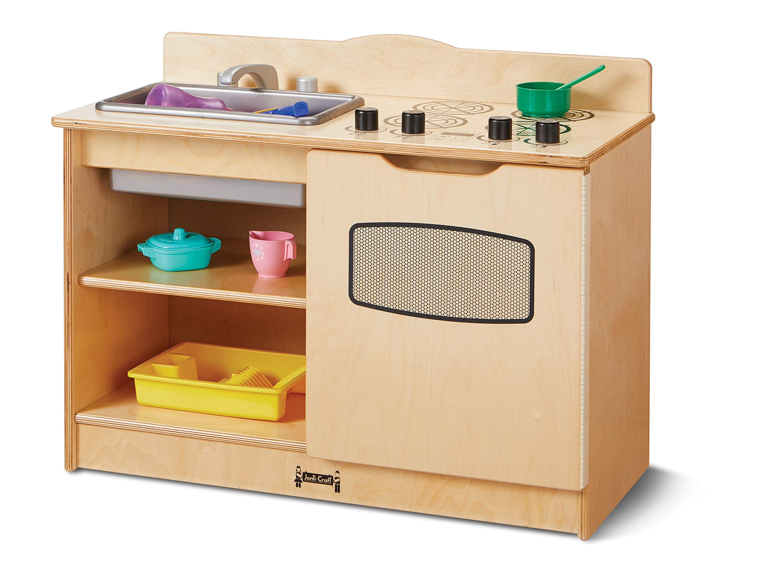 Jonti-Craft 2424JC Toddler Kitchen Café