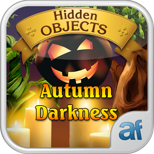 (Hidden Objects Autumn Darkness & 3 puzzle)