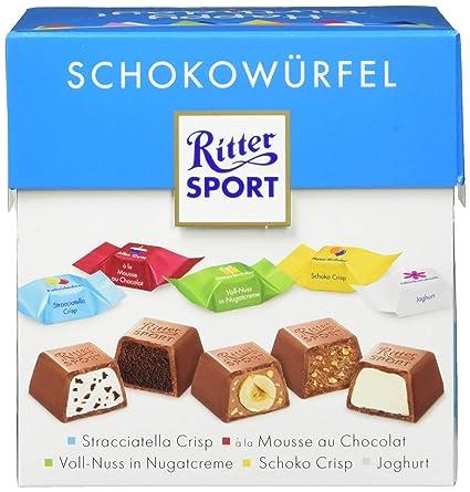 Ritter sport geschenkbox