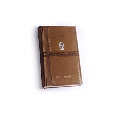 The Noble Collection Newt Scamander's Journal: Toys & Games