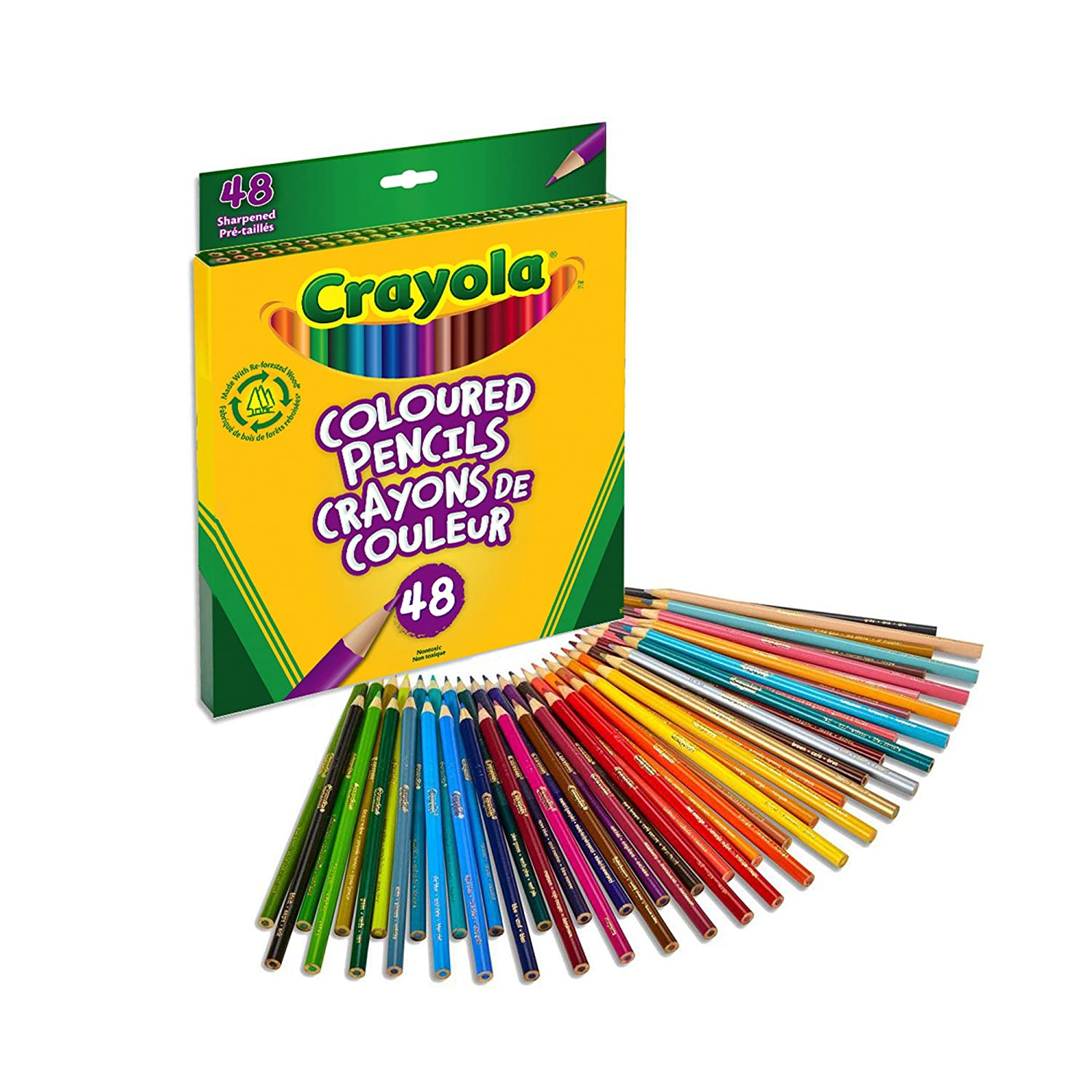 amazoncom crayola color escapes coloring pages pencil kit garden edition 12 premium pages by renowned artist claudia nice 12 watercolor pencils