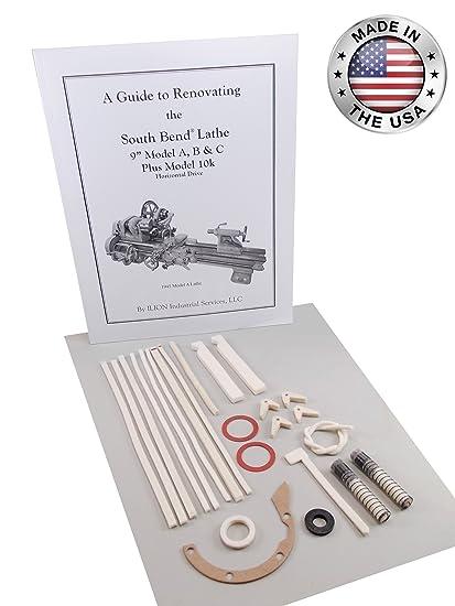 South Bend Lathe Rebuild Kit - Model 10K