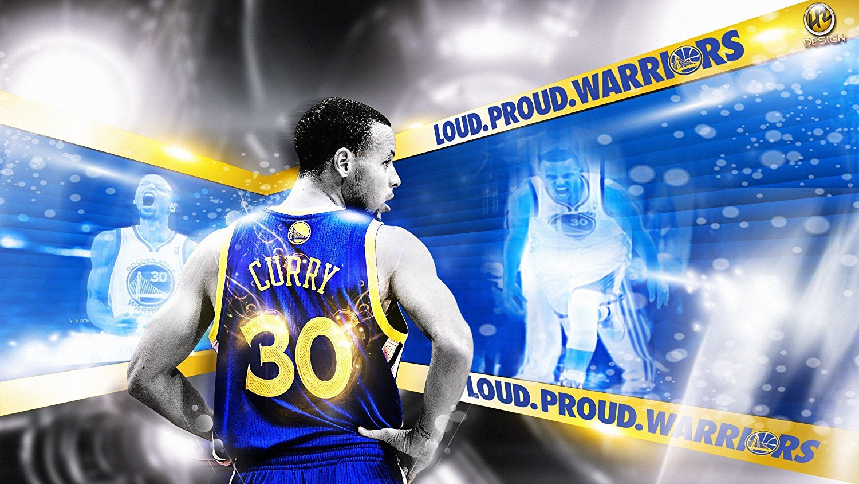 Photo posters Stephen Curry Golden State Guerreros de Baloncesto ...
