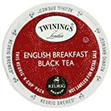 Amazon Price History for:Twinings English Breakfast Tea, Keurig K-Cups, 24 Count