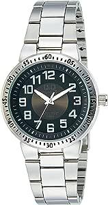 ساعة كيو اند كيو للرجال Q724-205M - أنالوج، رسمية