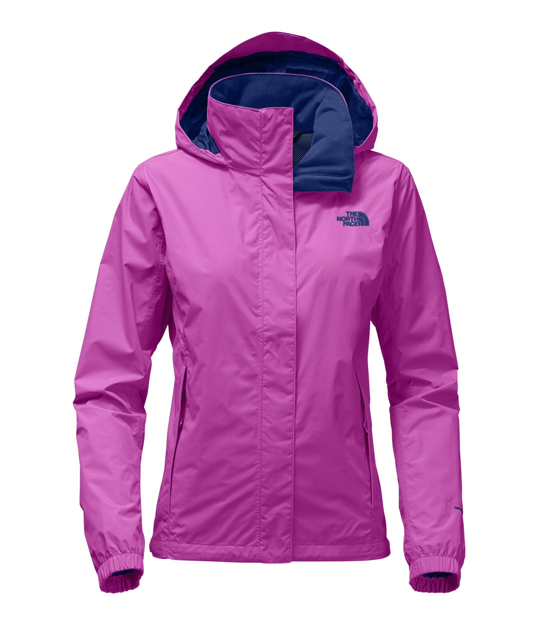 The North Face Womens Resolve 2 Jacket Violet Pink - XL