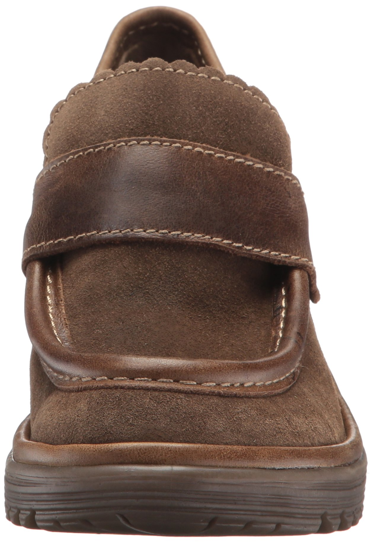 FLY London Women's WEND764FLY Penny Loafer, Sludge/Olive Oil Suede/Rug, 39 M EU (8-8.5 US) by FLY London (Image #4)