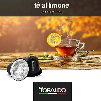 Caffe Toraldo, Cápsulas de Café Espresso ITALIAN REAL ...
