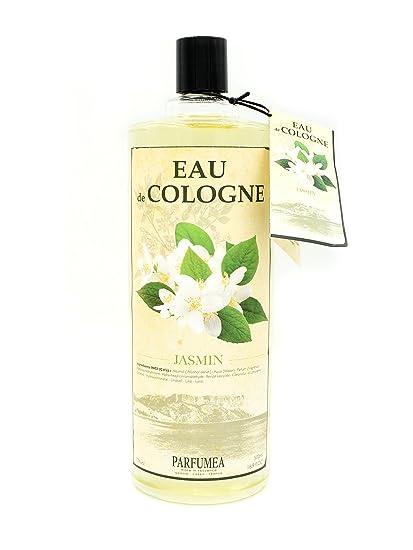 Agua de colonia, aroma ajazm&iacute ...