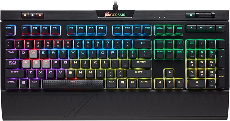 CORSAIR Strafe RGB MK.2 Mechanical Gaming Keyboard 2