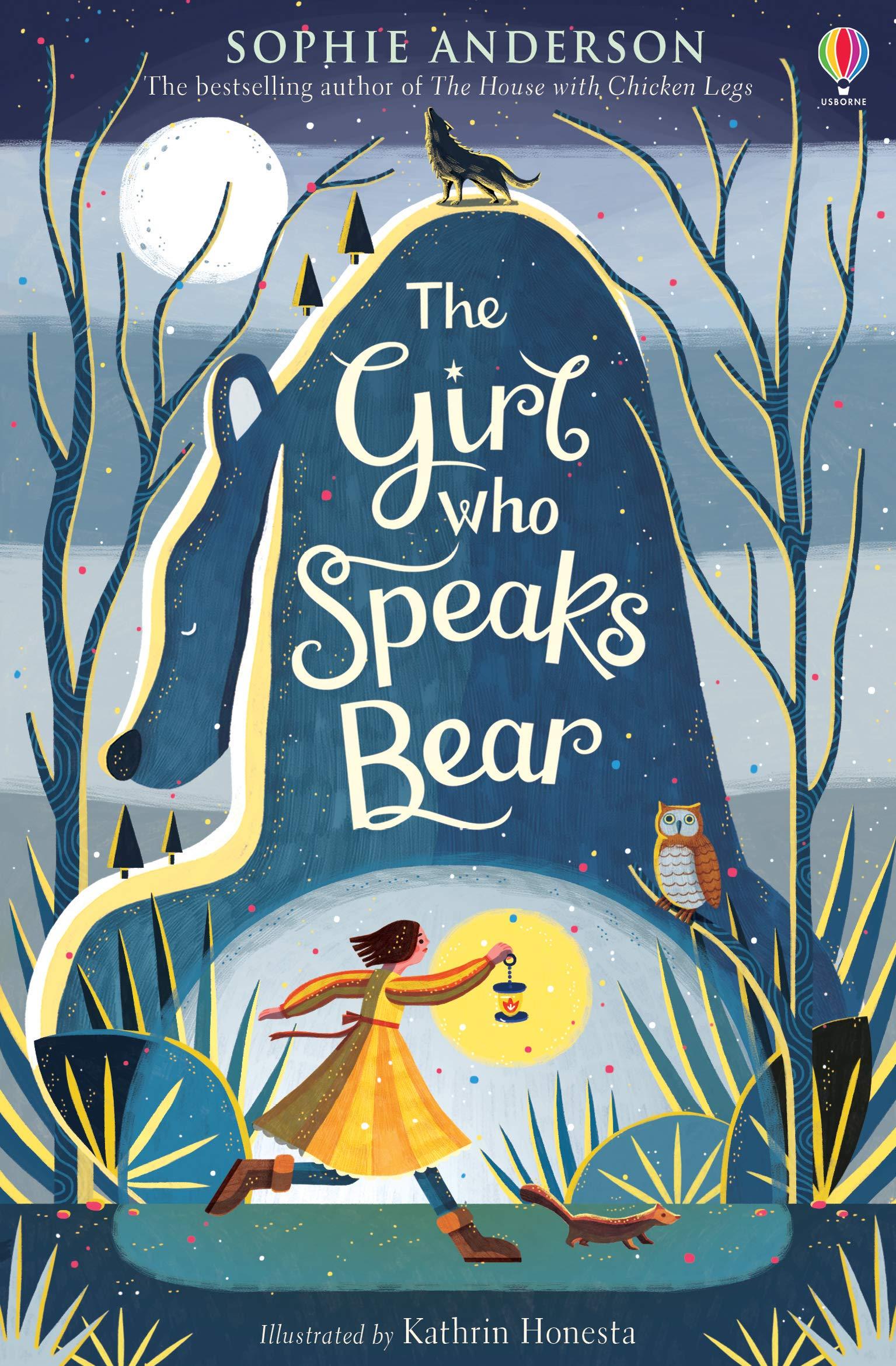 Image result for the girl who speaks bear